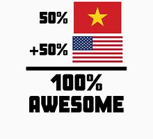 Awesome Vietnamese American Unisex T-Shirt