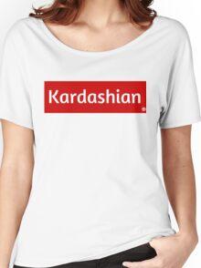 Kardashian Women's Relaxed Fit T-Shirt