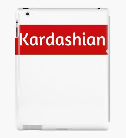 Kardashian iPad Case/Skin