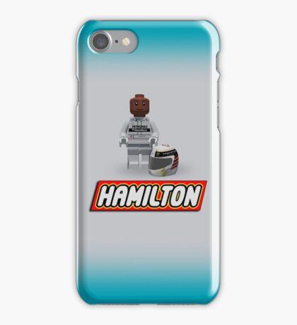 Hamilton case iPhone Case/Skin