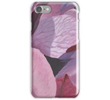 Sweet Pea Flower Bouquet iPhone Case/Skin