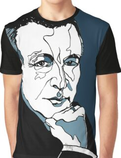 Rachmaninoff (Rachmaninov) Composer, Conductor and Pianist Graphic T-Shirt