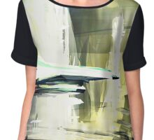 Afternoon Departure Chiffon Top