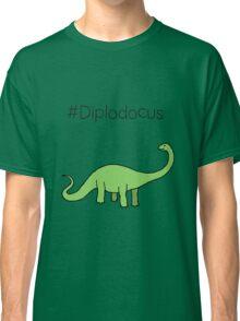 #Diplodocus - dinosaur Classic T-Shirt