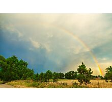 Just Another Colorado Rainbow Photographic Print
