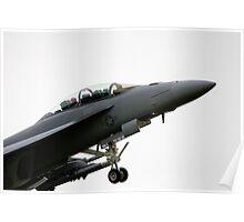 F18 Super Hornet Poster