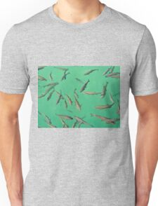 lake full of fish Unisex T-Shirt