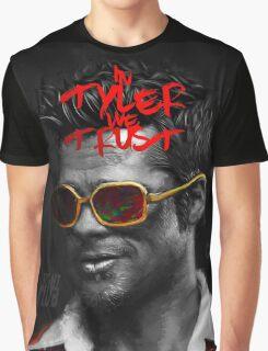 Tyler Durden - Illustration Graphic T-Shirt