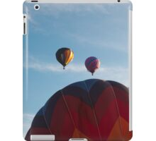 Three Balloons iPad Case/Skin