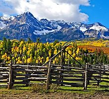 Autumn Corral by Gary Benson