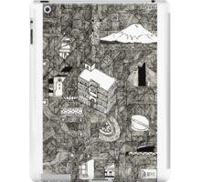 Between the Lines iPad Case/Skin