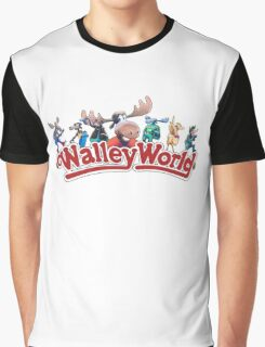 Walley World - Full Character Logo Graphic T-Shirt