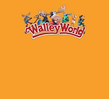 Walley World - Full Character Logo Womens Fitted T-Shirt