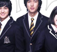 Boys Before Flowers Sticker