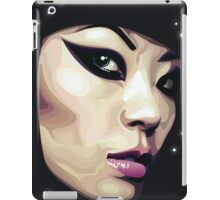 vector face iPad Case/Skin