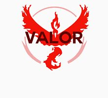 Pokemon Go: Team Valor Simple Unisex T-Shirt