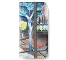 Camden in watercolor iPhone Wallet/Case/Skin