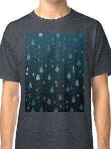 Rainy Day Print Classic T-Shirt