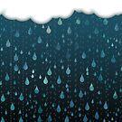 Rainy Day Print by Sophersgreen