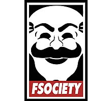 Fsociety Photographic Print