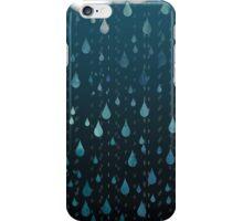 Rainy Day Print iPhone Case/Skin