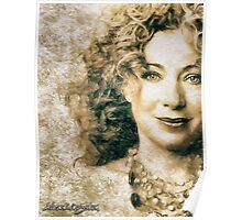 Alex Kingston Dedication #2 Poster