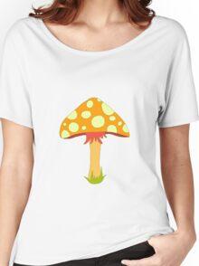 mushrooms Women's Relaxed Fit T-Shirt