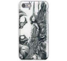 Venom vs. Carnage iPhone Case/Skin