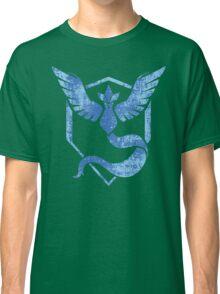 Team Mystic - Pokemon GO (Distress) Classic T-Shirt