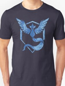 Team Mystic - Pokemon GO (Distress) Unisex T-Shirt