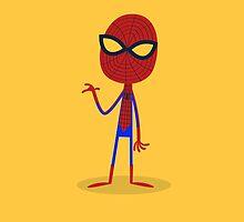Little Spider-Man by arifaj