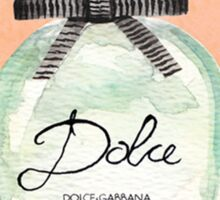 Fragance Dolce Sticker