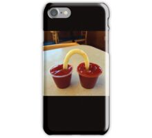 So THAT'S Why They Call It The GOLDEN ARCHES!!!! iPhone Case/Skin