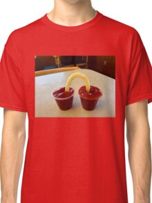 So THAT'S Why They Call It The GOLDEN ARCHES!!!! Classic T-Shirt