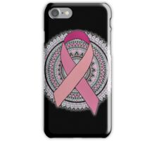 Breast Cancer  Ribbon  iPhone Case/Skin