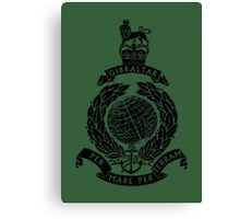 Royal Marines (United Kingdom) Canvas Print