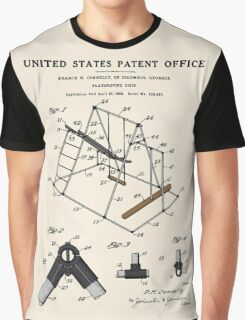 Playground Patent Graphic T-Shirt
