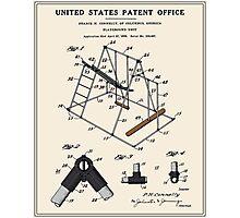 Playground Patent Photographic Print