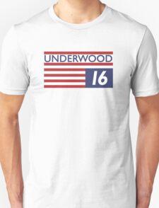 Frank Underwood for president 2016 Unisex T-Shirt