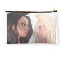 SwanQueen Manga Style Studio Pouch
