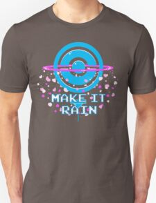 Pokemon Go - Make it Rain Unisex T-Shirt