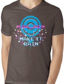 Pokemon Go - Make it Rain Mens V-Neck T-Shirt