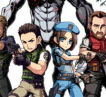 Resident Evil Chibi Sticker