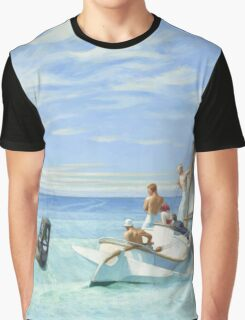 Sailors - Ground Swell Graphic T-Shirt