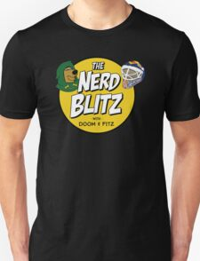 The Nerd Blitz w/ Doom And Fitz Unisex T-Shirt