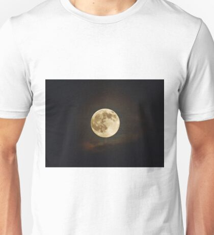 Matrix Moon Unisex T-Shirt