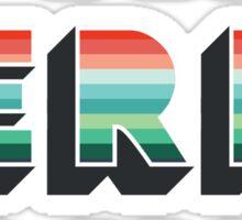 CAPERNAUM Sticker