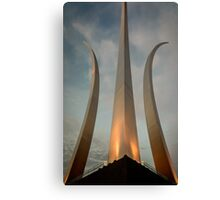 Air Force Memorial #2 Canvas Print