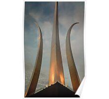 Air Force Memorial #2 Poster