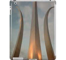 Air Force Memorial #2 iPad Case/Skin
